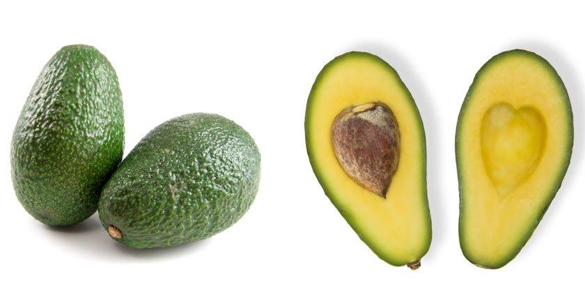 о самом полезном зелёном фрукте - авокадо