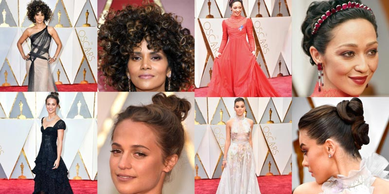 звёзды на Оскаре 2017
