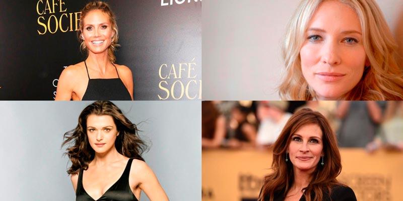 Знаменитые красотки, которые отвергли процедуры омоложения.