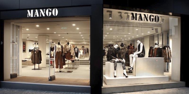 MANGO магазин
