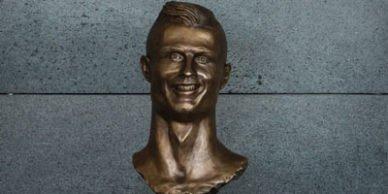 Памятник в честь Криштиану Роналду