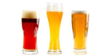 фото бокалов пива