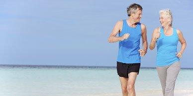 Бег способствует продлению жизни
