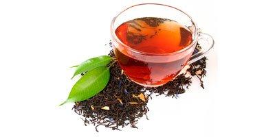 фото черного чай