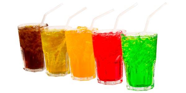 Спиртное, газированные напитки - плохо влияют на организм