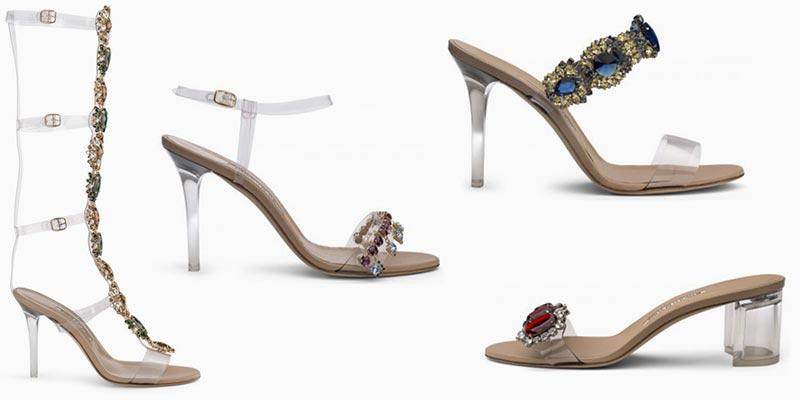 Новая коллекция обуви от Рианны