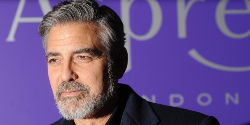 George Clooney самый красивый мужчина в 2017 году по версии пластических хирургов