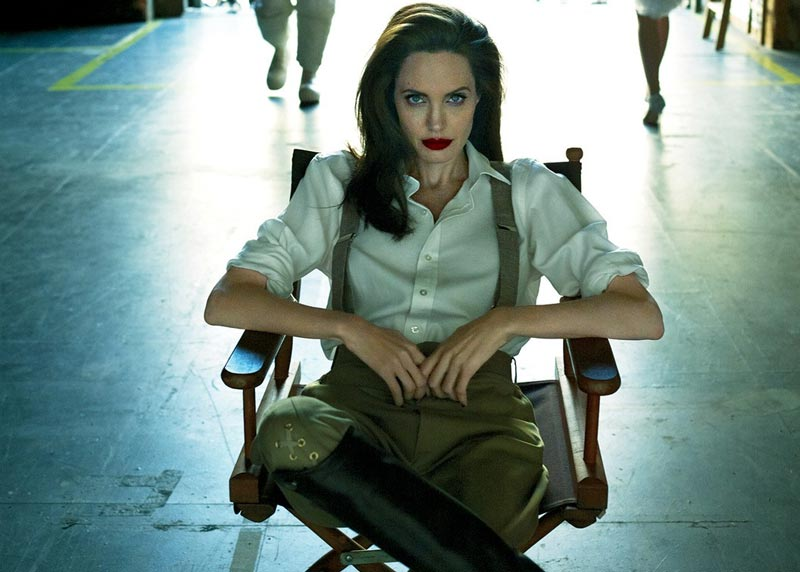 vanity fair Анджелина Джоли