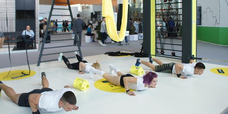 умные спортивные площадки в Москве
