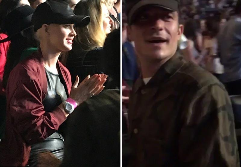 Katy Perry и Orlando Bloom снова встречаются
