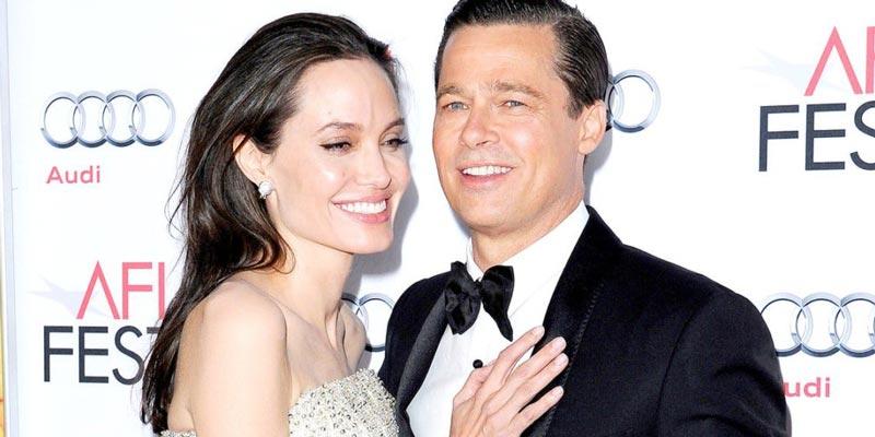 Питт и Джоли фото вместе