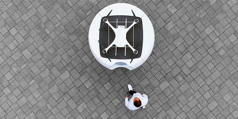 В Швейцарии запустят медицинские дроны
