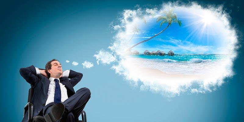 Как отдохнуть, если отпуск ещё не скоро