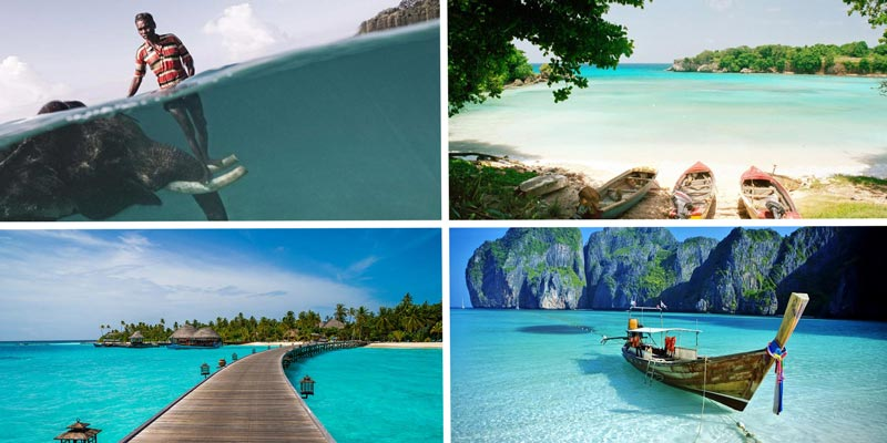 Куда поехать в ноябре отдыхать на море