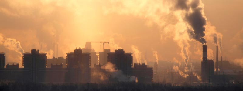 Загрязнение воздуха убивает полмиллиона европейцев каждый год