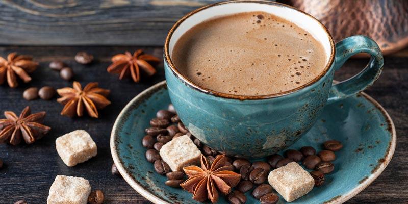 специи в кофе