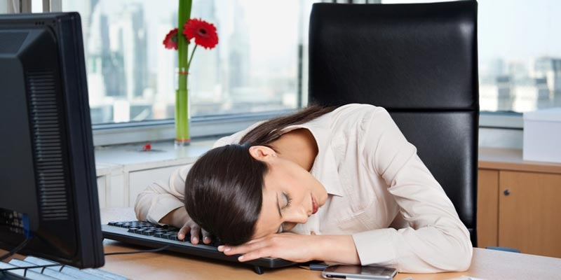 Что делать, если постоянно хочется спать