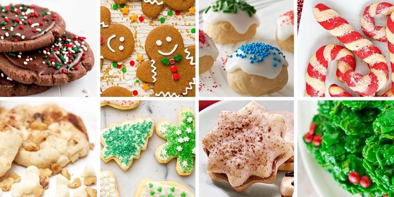 10 рецептов новогоднего печенья с глазурью и фото
