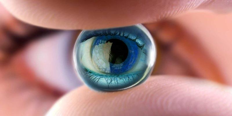 Создан клей для глаз, призванный сохранить зрение