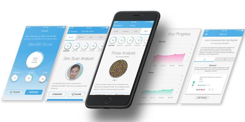 Neutrogena выпустил сканер кожи для iPhone