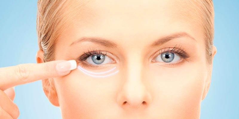 Мезотерапия вокруг глаз: что это такое, цена, фото до и после