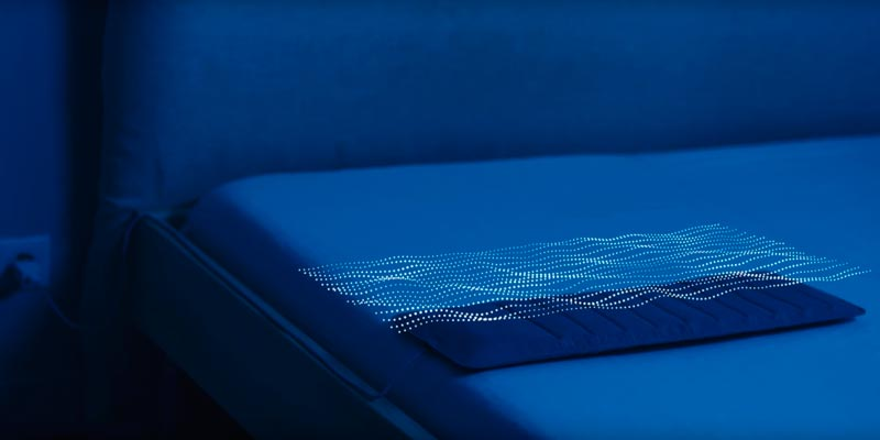 Nokia Sleep — устройство для мониторинга сна