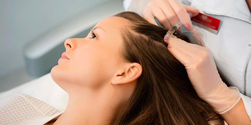 Мезотерапия волос: цена, фото до и после, что это такое