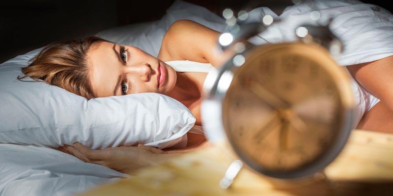 Последствия хронического недосыпа