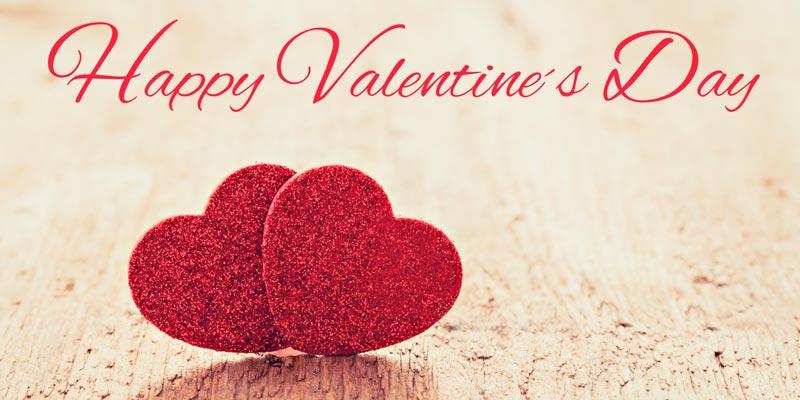 Поздравления с Днём святого Валентина в прозе и валентинках