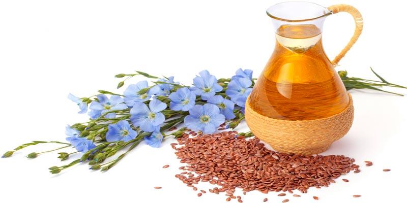 Льняное масло для похудения: польза, вред, как принимать