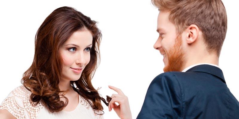 Как заинтересовать мужчину поведением?
