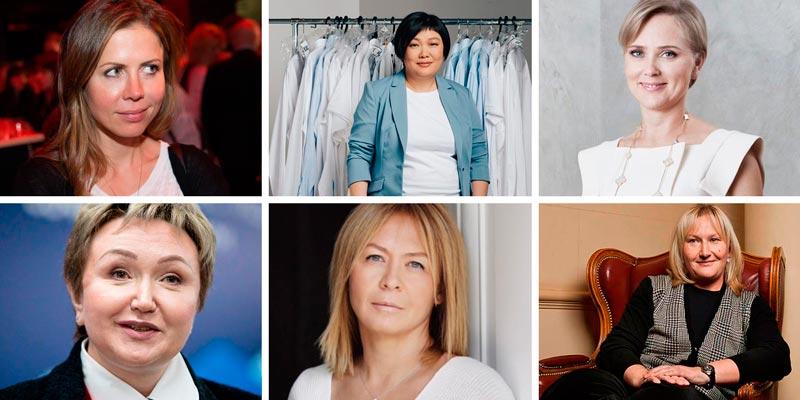 Самые богатые женщины России 2018