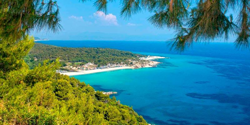 Где отдохнуть летом? В Греции.