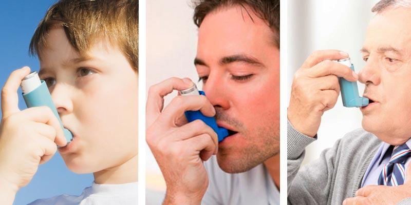 Что такое астма, её симптомы и лечение
