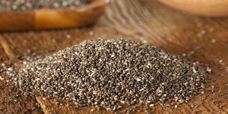Семена чиа: полезные свойства