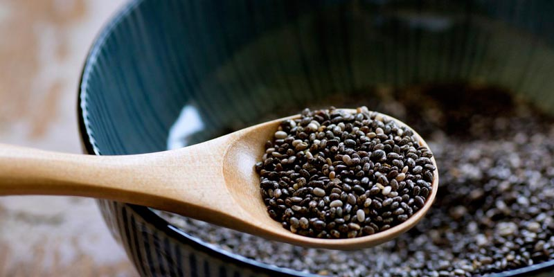 Семена чиа: противопоказания
