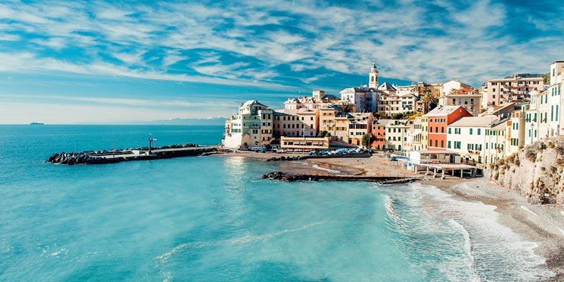 Где отдохнуть летом? В Италии.