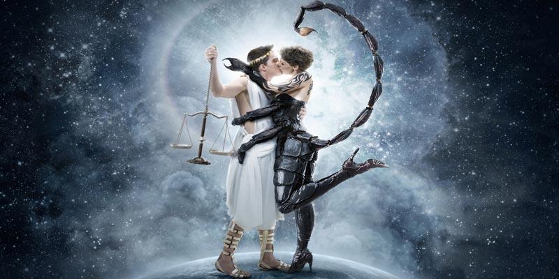 Совместимость женщина-скорпион и мужчина-весы