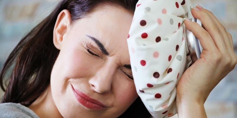 что делать при мигрени