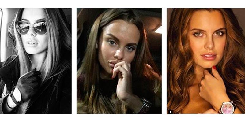 Дарья Клюкина увеличение губ