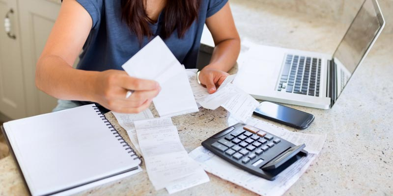 ведение семейного бюджета избавляет от стресса
