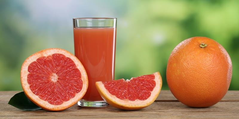 Грейпфрутовый сок: польза, вред и противопоказания
