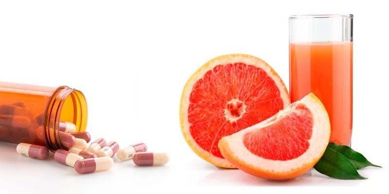 Противопоказания грейпфрутового сока