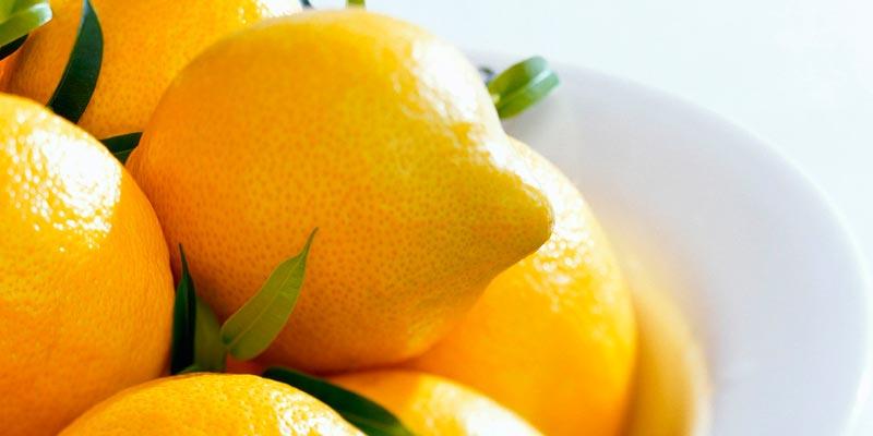 Общая польза лимона для организма