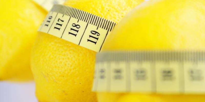 Лимон против лишних килограммов