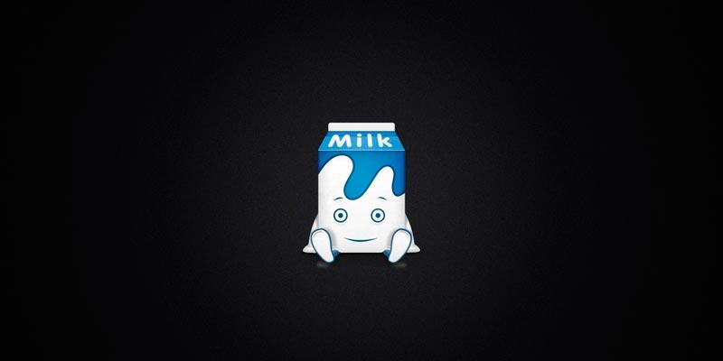 Молоко: польза и вред