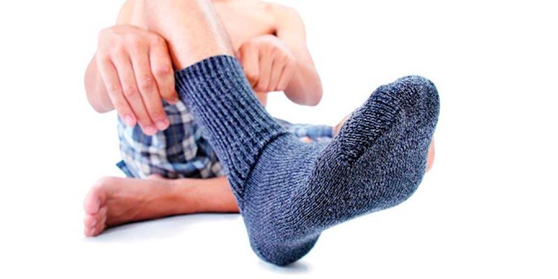 Материал носков