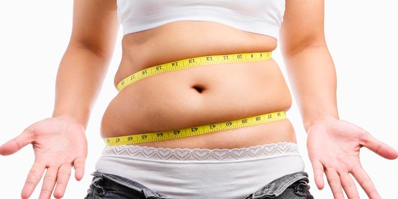 Определение количества висцерального жира в домашних условиях