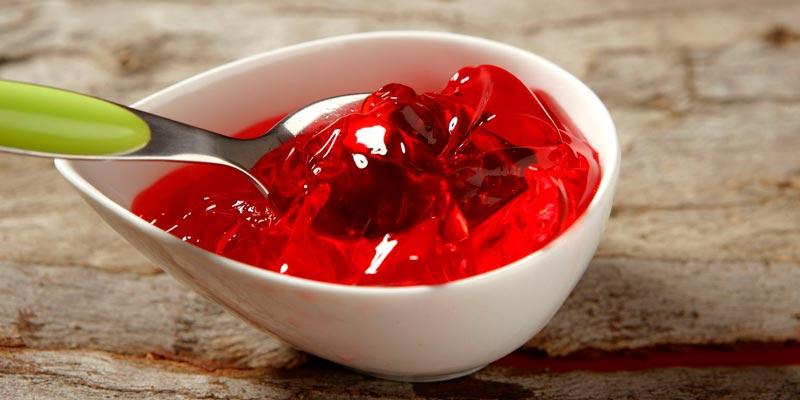 Желе из красной смородины: рецепт без варки и классический