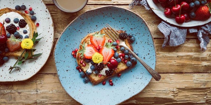 5 рецептов вкусного и полезного завтрака